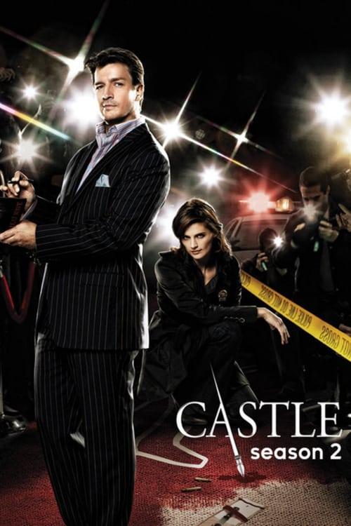 Watch Castle: Season 2   Online